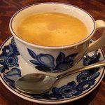 ミンガスコーヒー - 料理写真:エスプレッソ。
