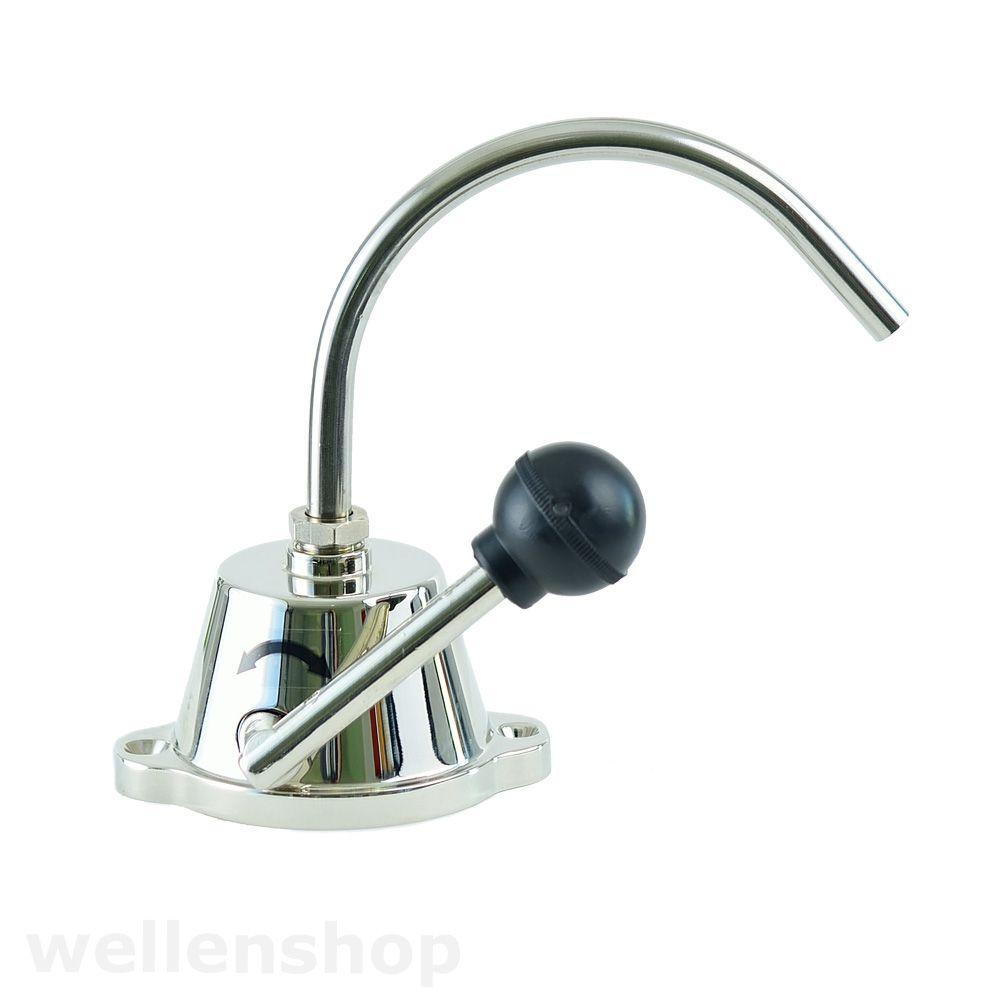 Handpumpe Wasserhahn 3 8 Anschluss Wasserhahn Armaturen Und