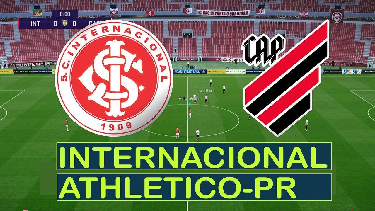 Internacional X Athletico Pr Saiba Onde Assistir Ao Jogo Do Brasileirao Ao Vivo Jogos Do Brasileirao Assistir Jogo Jogos