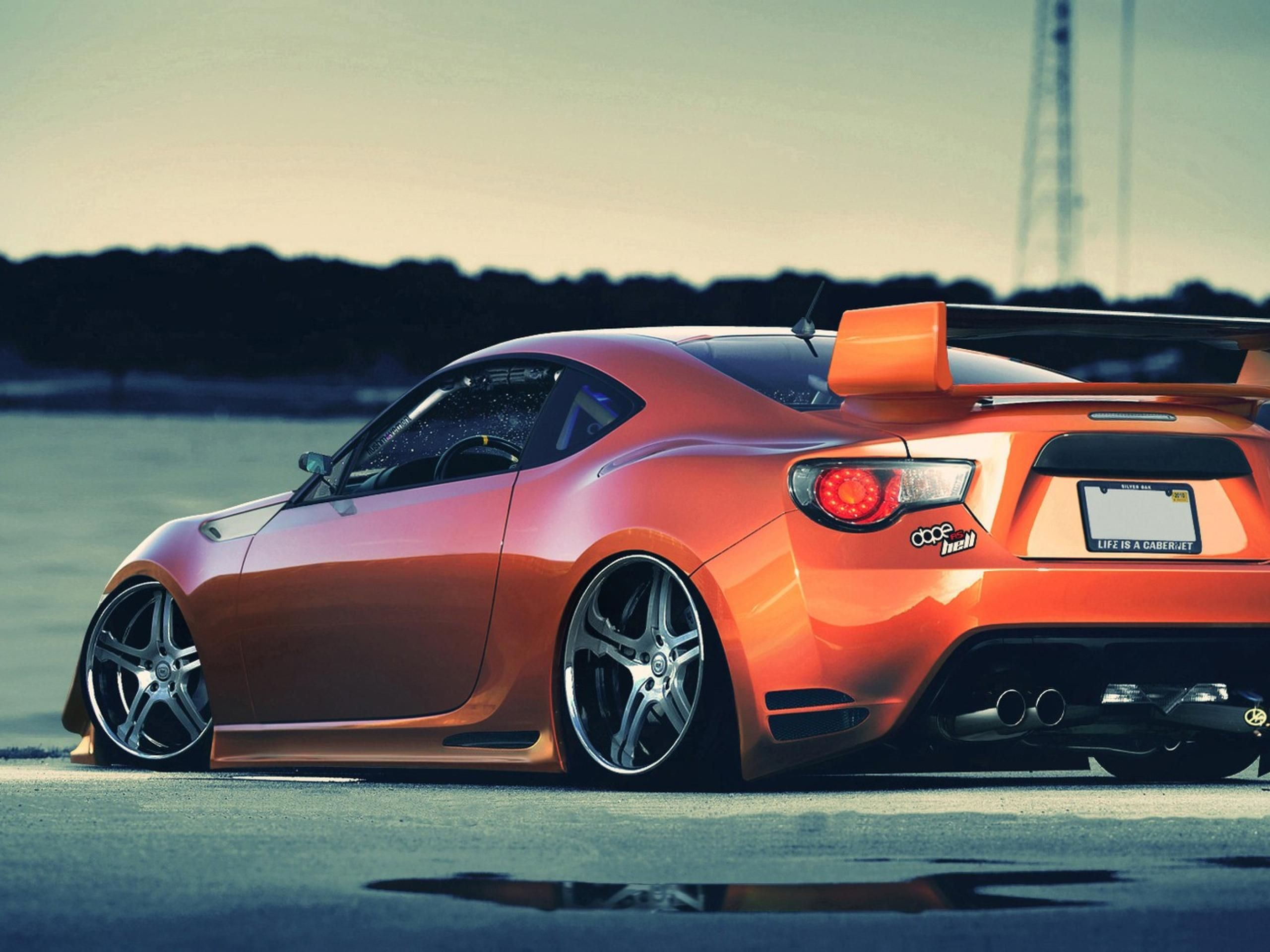Toyota Gt86 Tuner Cars Toyota Gt86 Car Wallpapers
