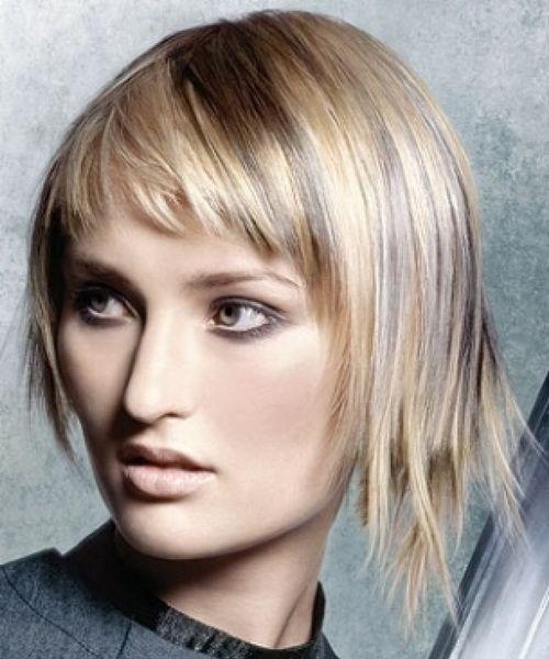 47+ Short bob hairstyles for thin hair 2015 ideas