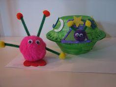 U.F.O. and Alien Craft