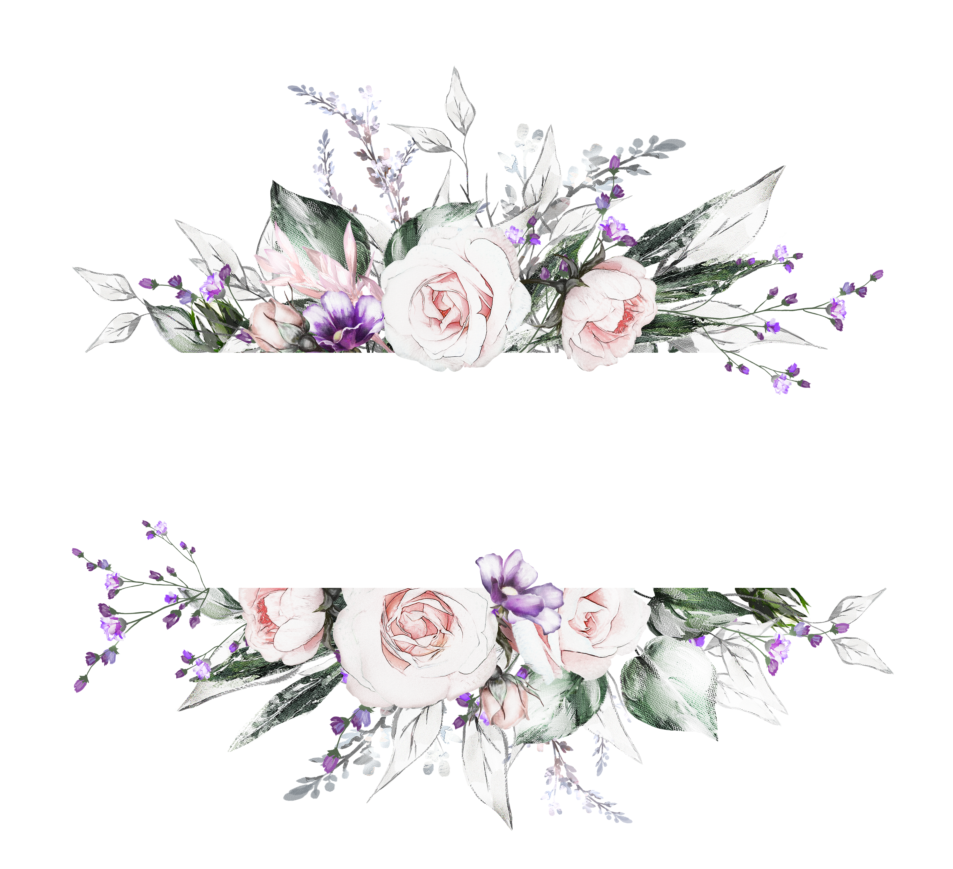 Design | Blumen #framesandborders