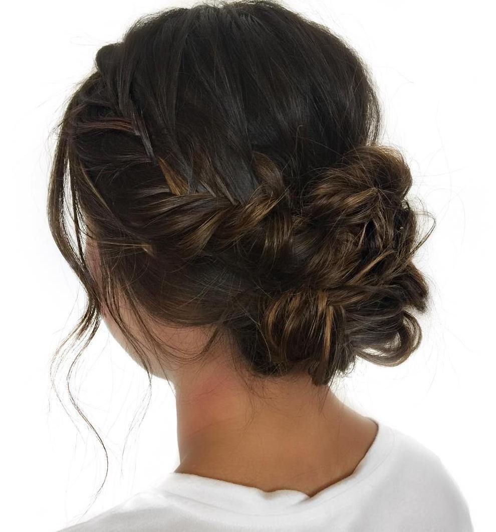 Wedding Hairstyles Brunette: Welcome To The Dark Side: 40 Gorgeous Brunette Hairstyles