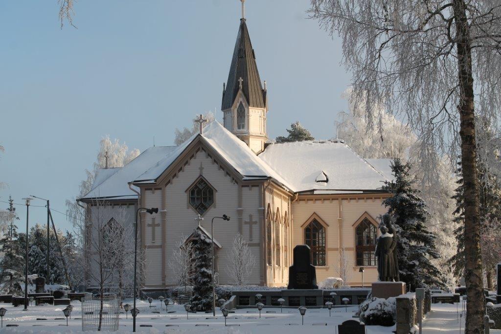 Reisjärven Kirkko