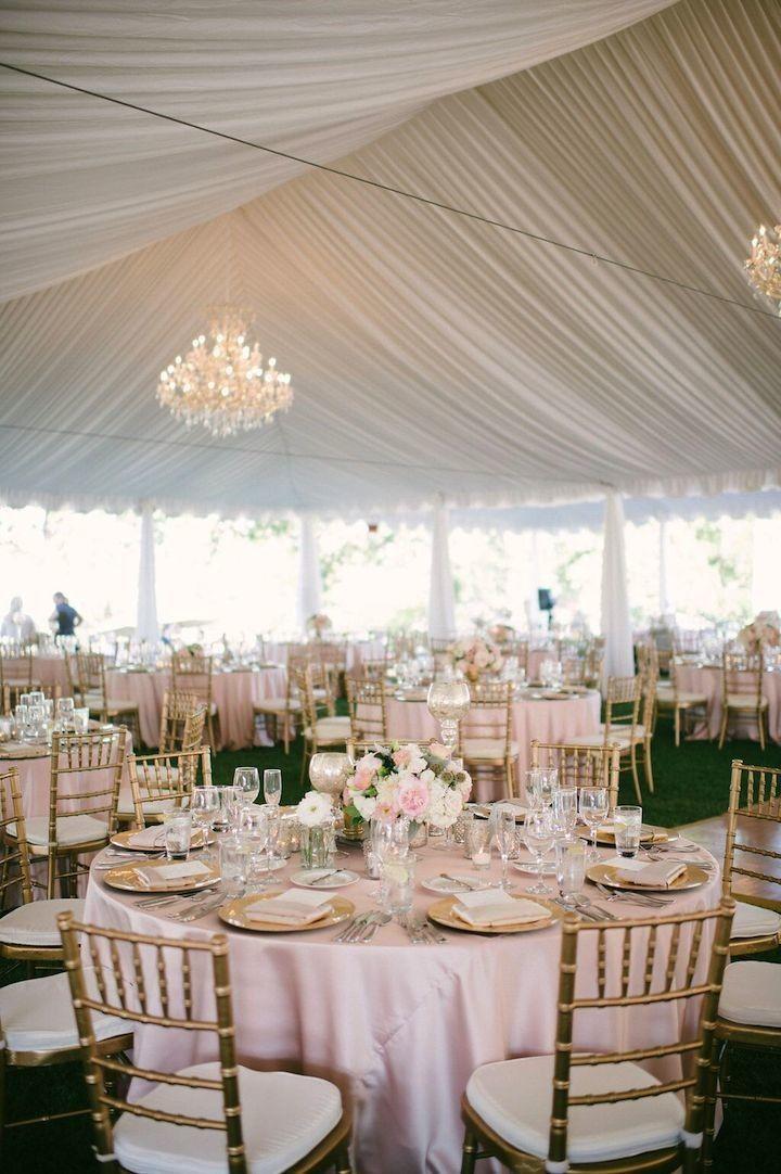 Romantic Pretty in Pink California Wedding   Romantic ...