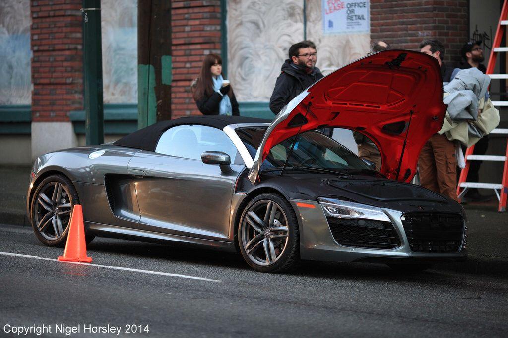Christian S Audi R8 Shades Of Grey Pinterest Jamie