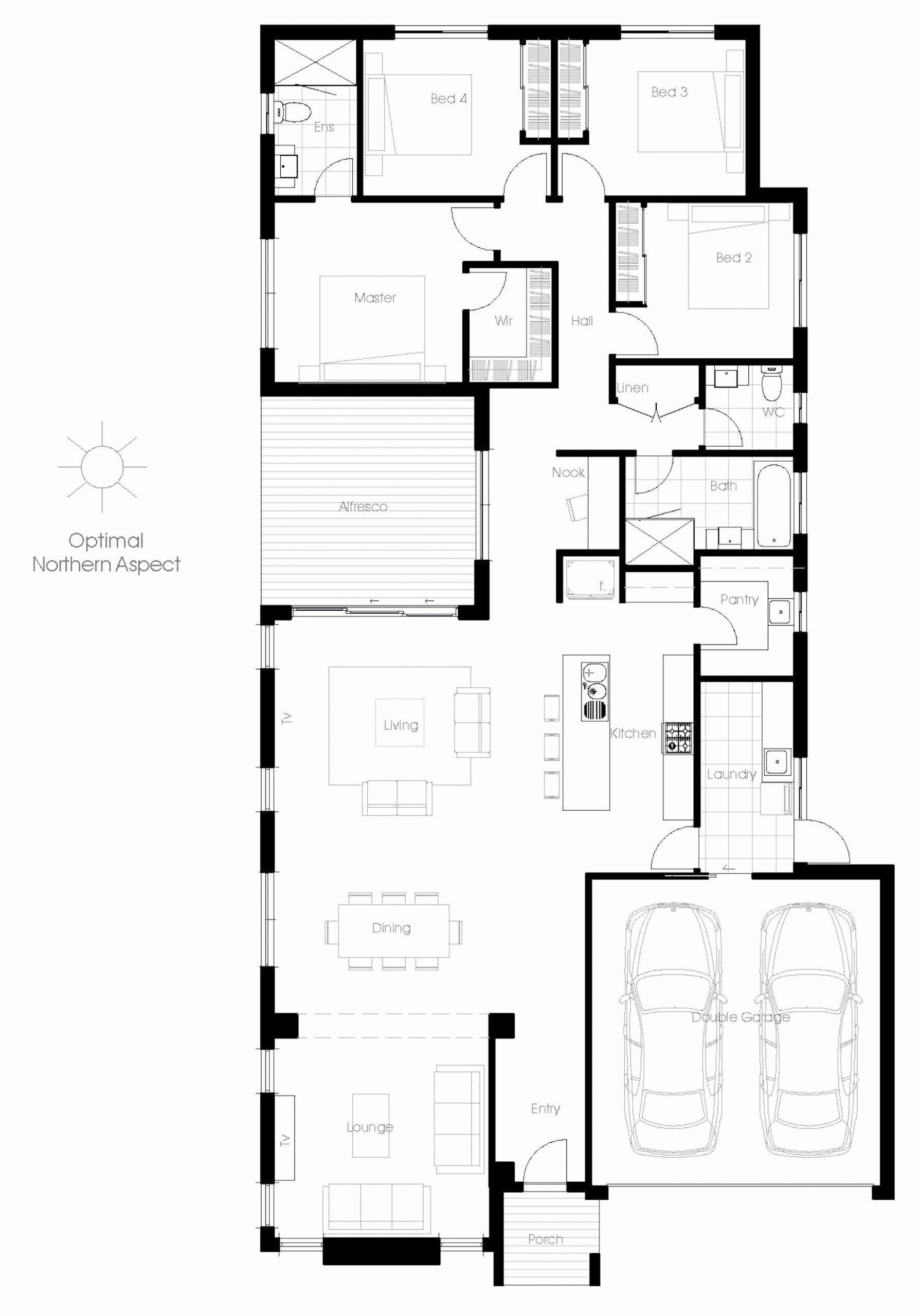 Eco Home Designs Australia Beautiful Waratah Energy Efficient Home Design Green Homes Solar House Plans Floor Plan Design Eco House