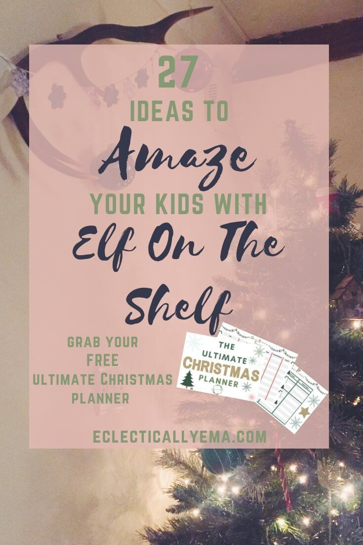 #elfontheshelf  #elfideas  #christmas  #christmas2019 #Christmas #elf #antics.  Christmas elf antics.  Clever ideas for your elf christmas 2019. A good or mischievous elf ideas. The first time your elf arrives use these quick and simple ideas for kids and for toddlers. Last minute elf on the shelf ideas. #elfontheshelfideasfortoddlers