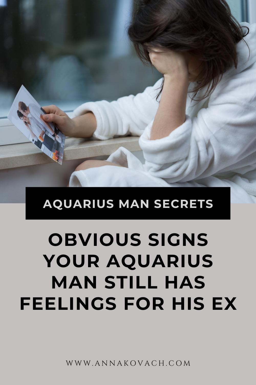 Aquarius man you what an happens ignore when 17 Reasons