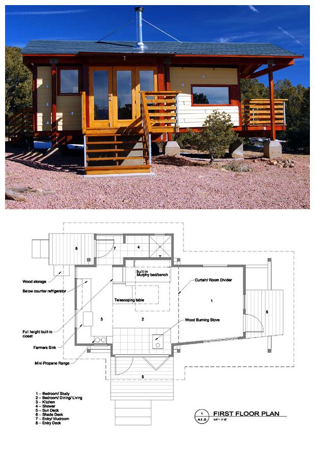 cool house plan id: chp-36613 | total living area: 324 sq ft, 1