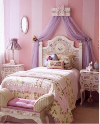 vintage girls room furnitue - Google Search | Girl room ...
