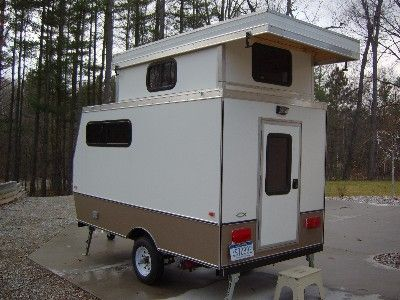 homemade campers Google Search Happy Campers Pinterest