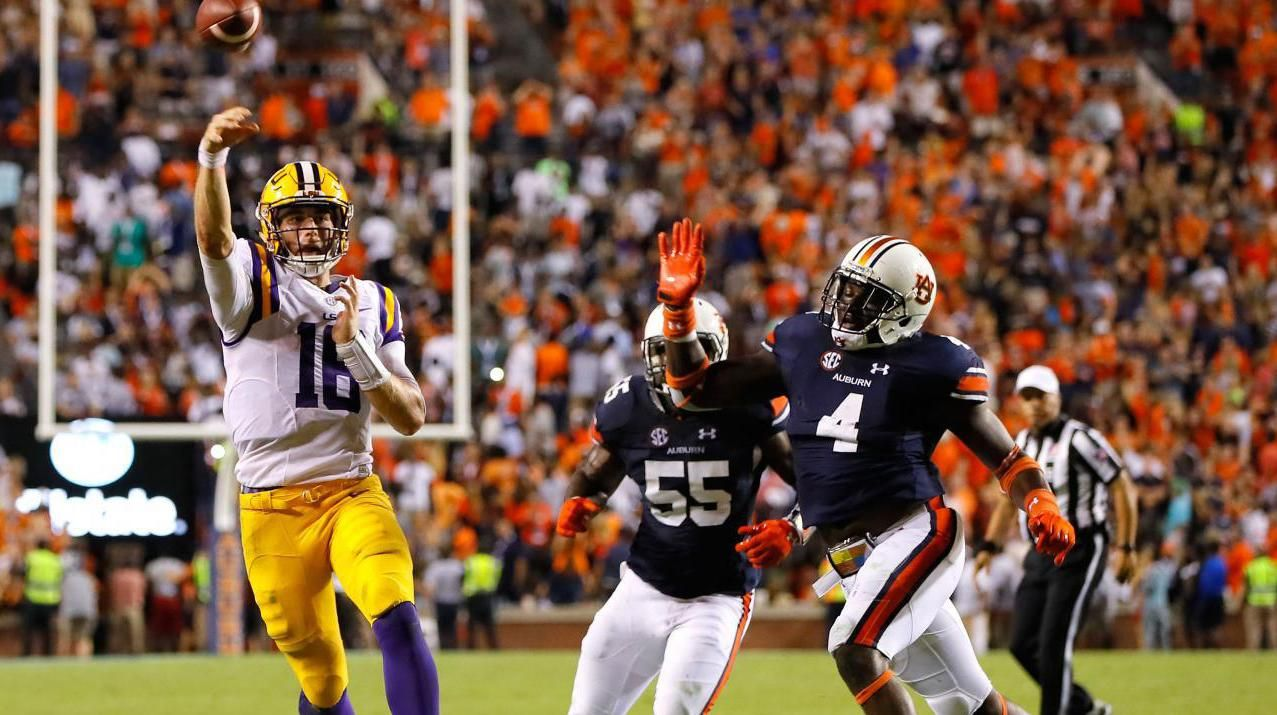 Pin by Janne Roger on Live Streaming Sports | Auburn vs ...