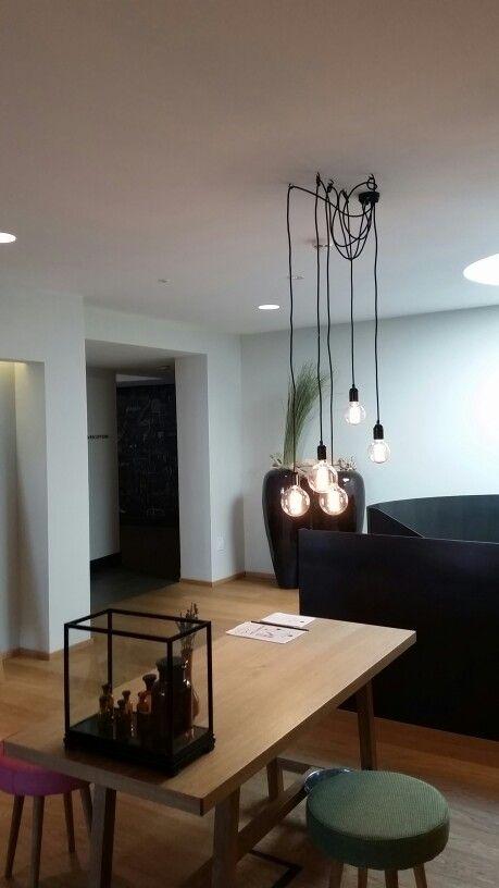 Hotel Schwarzschmied Arredamento d'interni, Lampade e