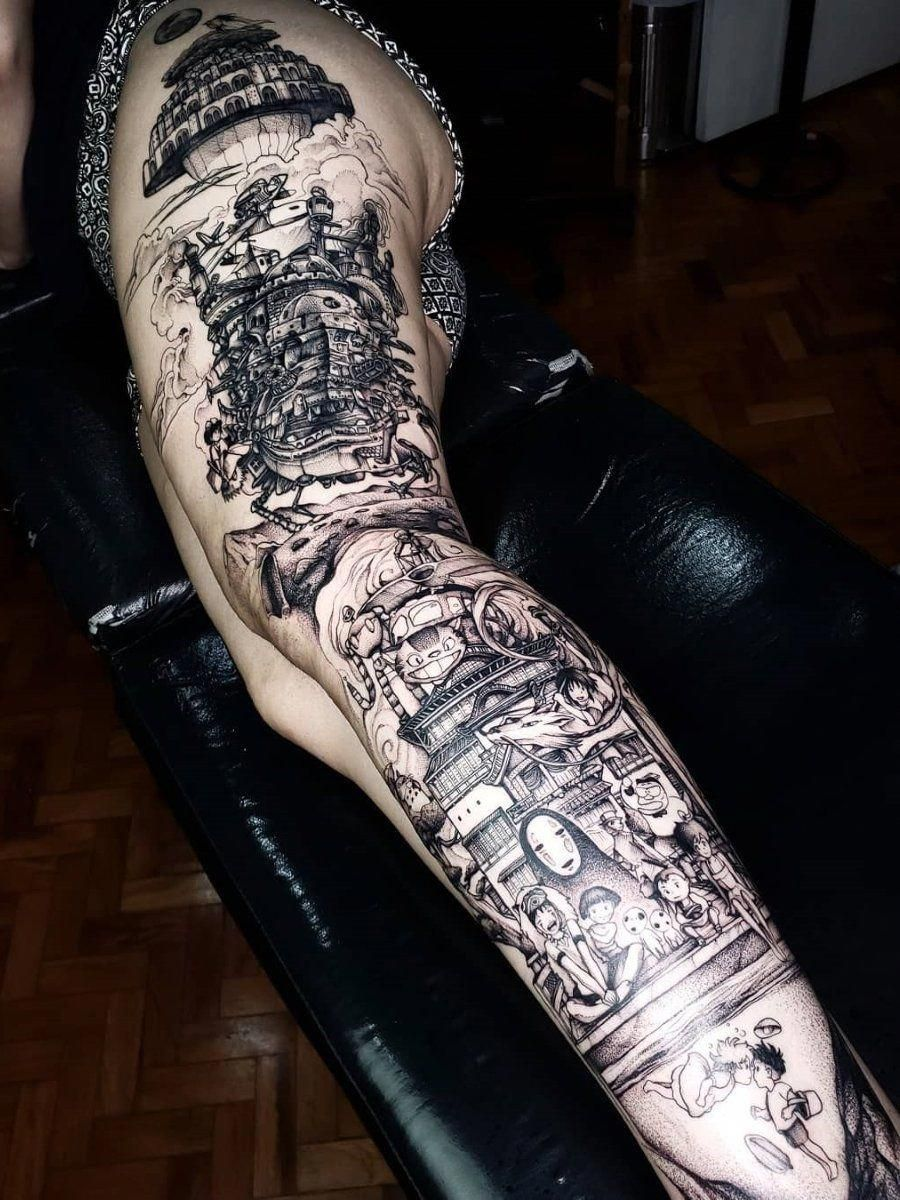 traditional sleeve tattoos #Sleevetattoos