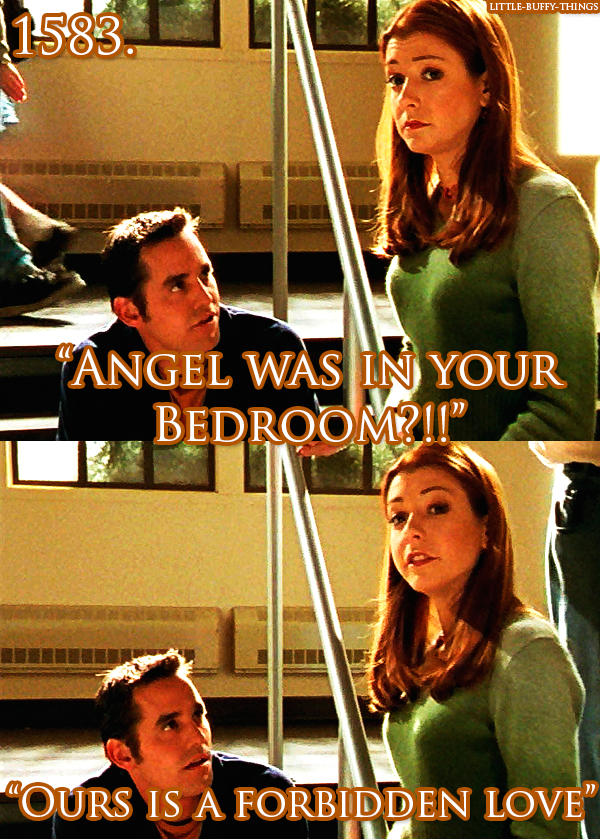 Hey This Blog Is For All The Little Things For Buffy And Angel You
