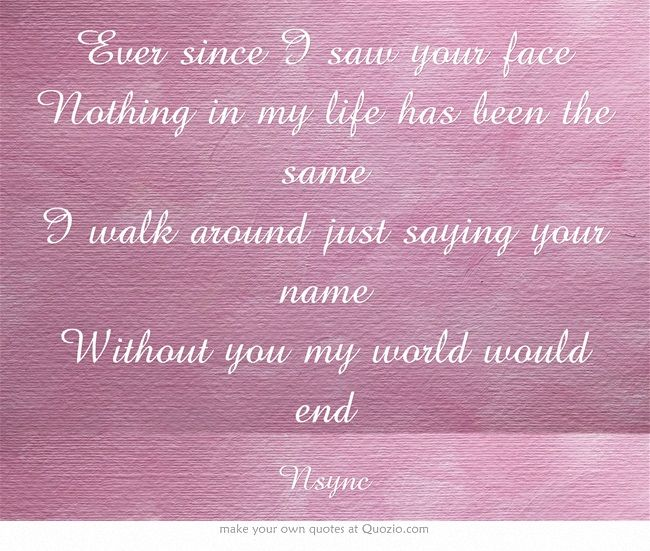 Quite possibly one of my fav lines in a song ever  Loved me
