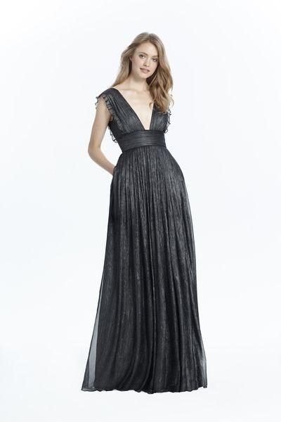 3651468309b The Chic Technique  Monique Lhuillier Bridesmaid Dress Fall 2017 ...
