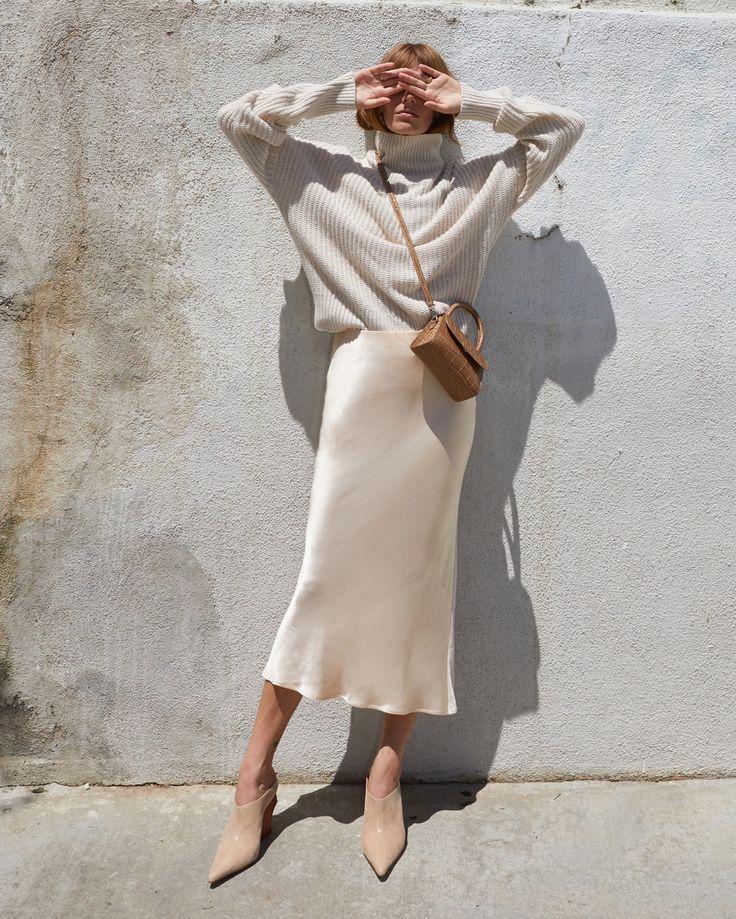 Copeland Skirt – Navy