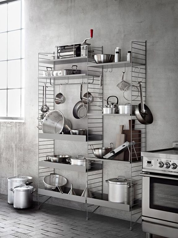 40 Cool And Creative Metal Shelves You Ll Love Accessories