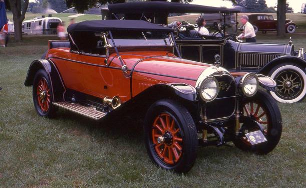1915 Simplex Roadster