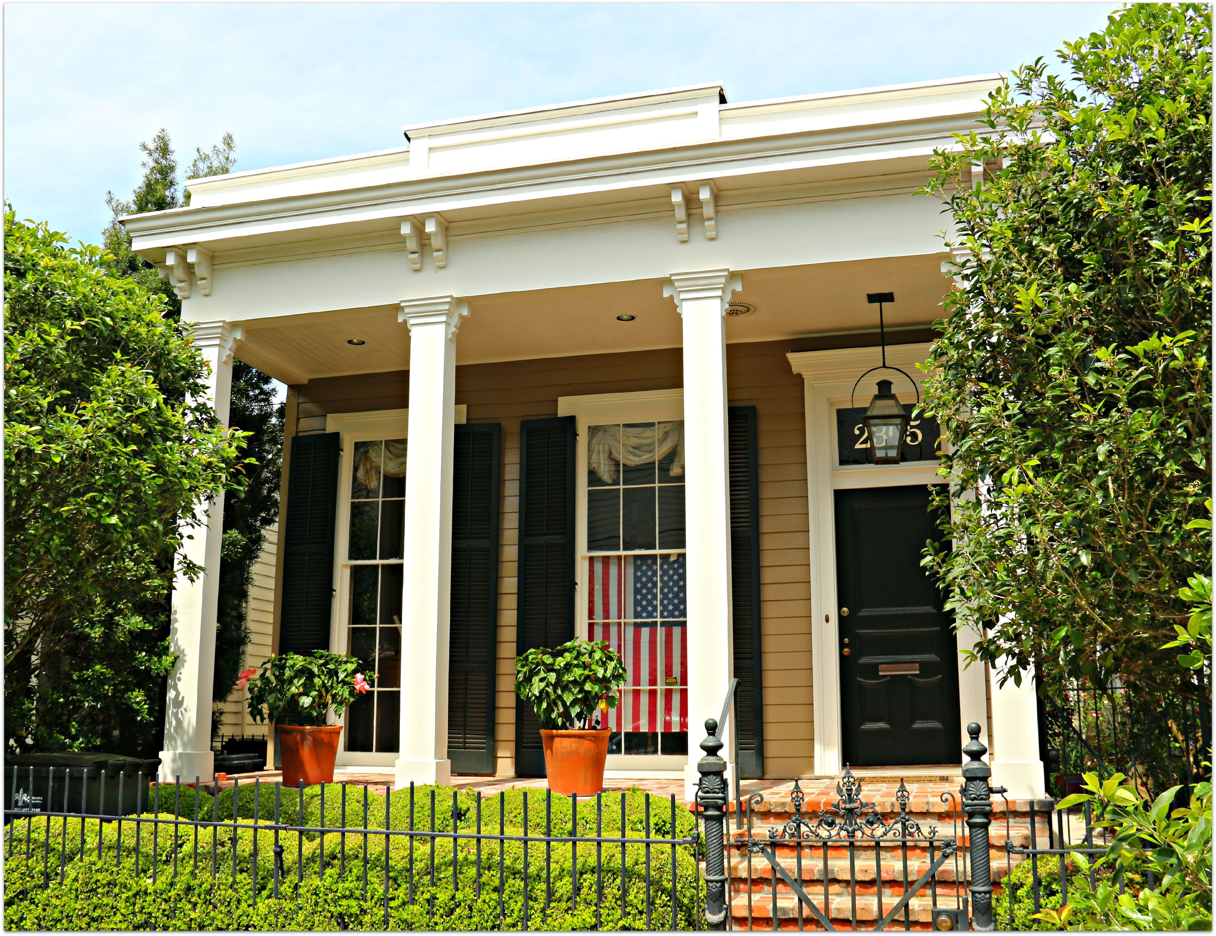 New Orleans Garden District Homes | Favorite Places & Spaces ...