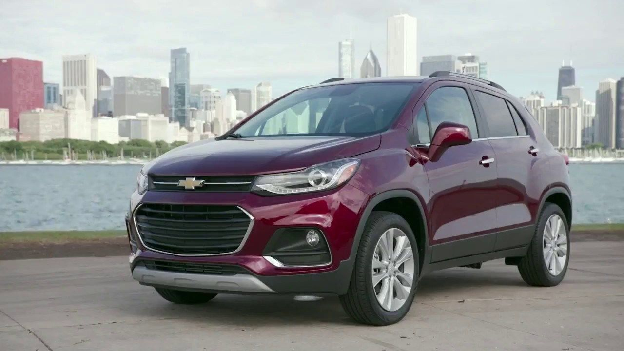 2018 Chevrolet Trax New Release Chevrolet Trax