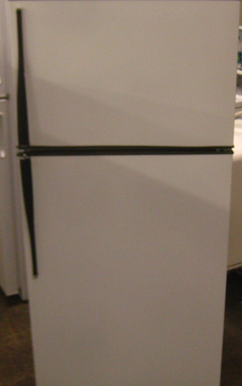 Appliance City Hotpoint 13 Cubic Refrigerator Top