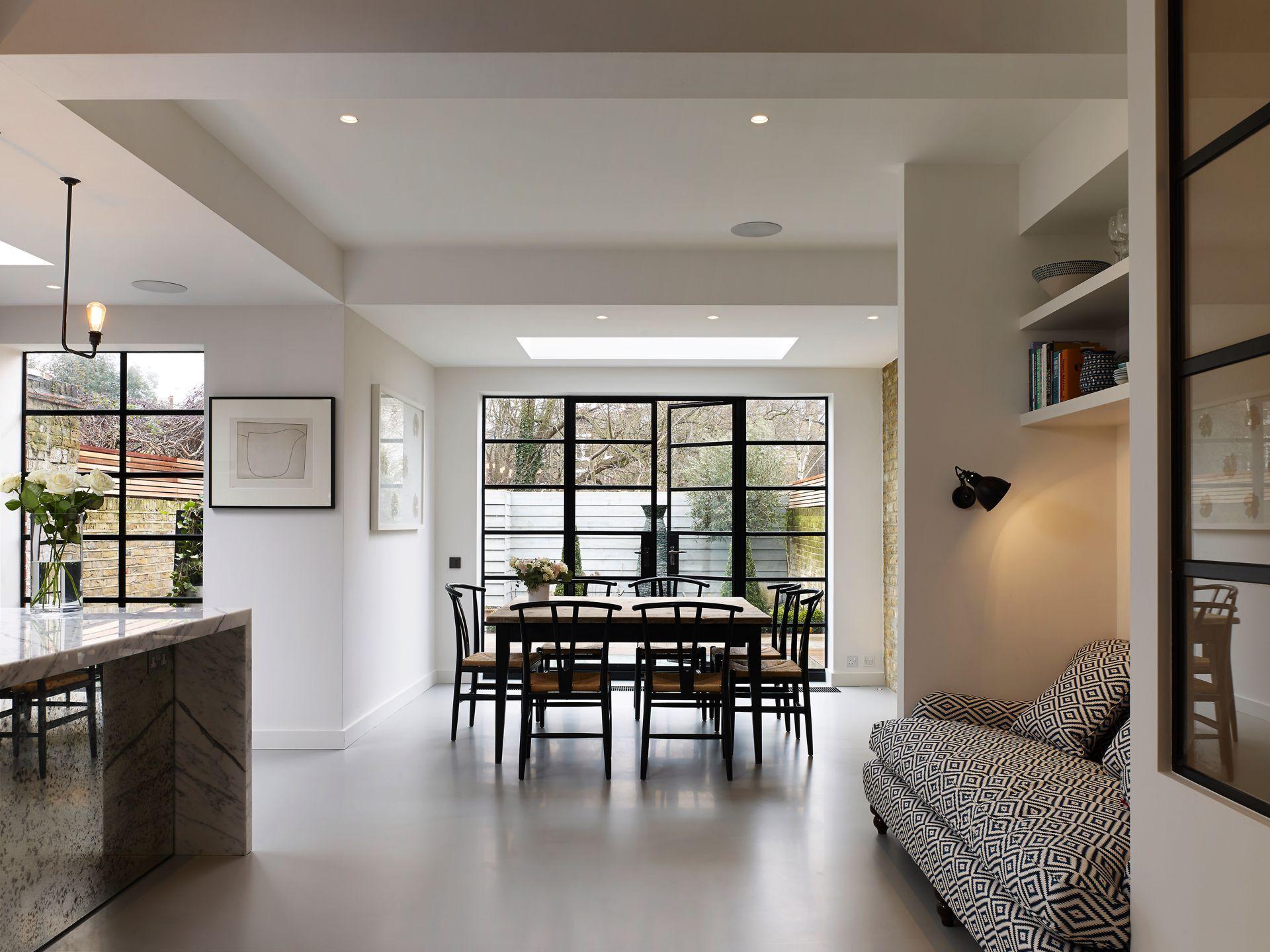 Entzückend Küchen Decken Ideen Von North Kensington Home - Stiff + Trevillion