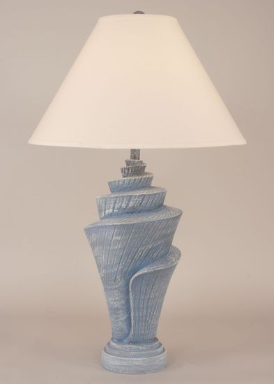 Conch Shell Pot Lamp Coastal Decorating Shell Lamp Beach