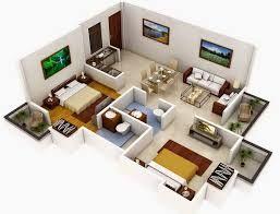 Resultado de imagen para ba os peque os planos medidas for Maquetas de apartamentos modernos