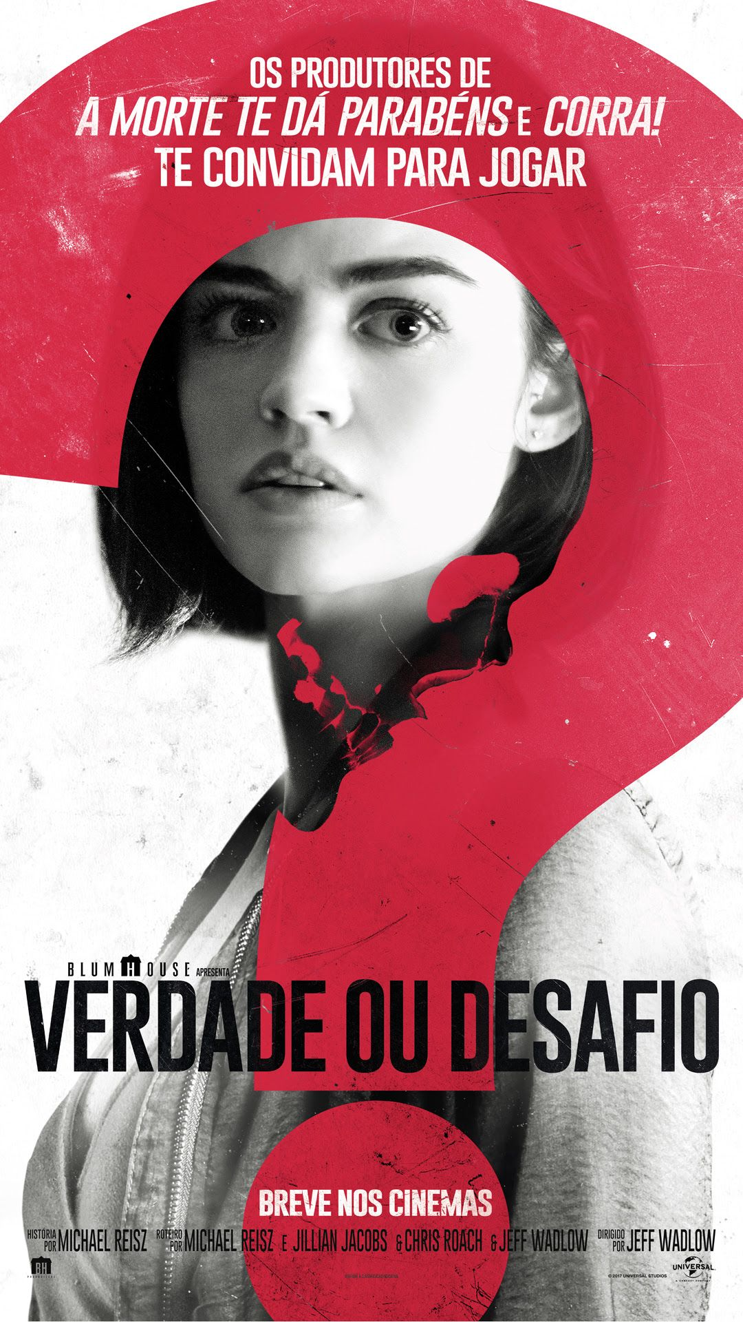 Verdade Ou Desafio Dublado Online Newest Horror Movies Truth Or