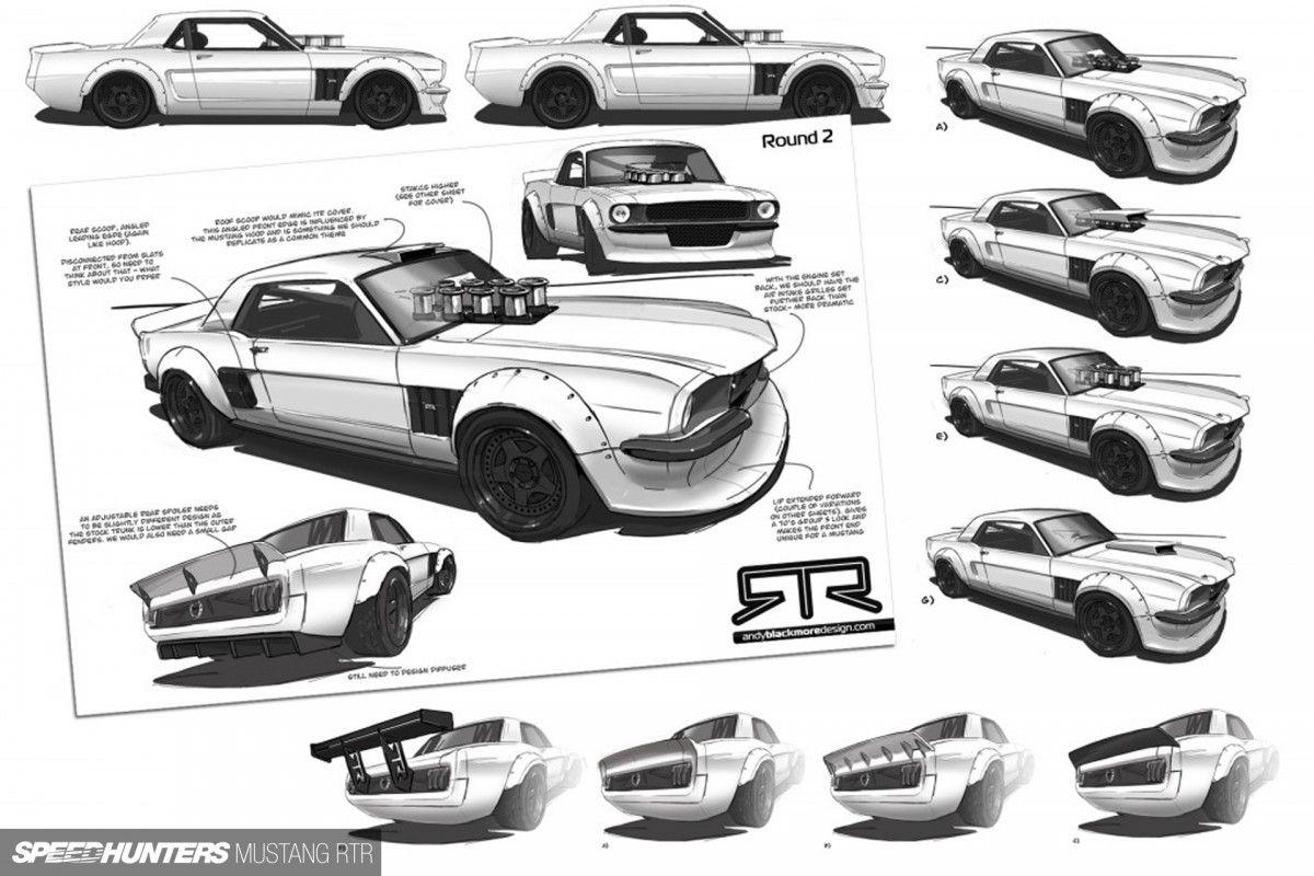 Speedhunters Hoonicorn Rtr Build Story Concept Art