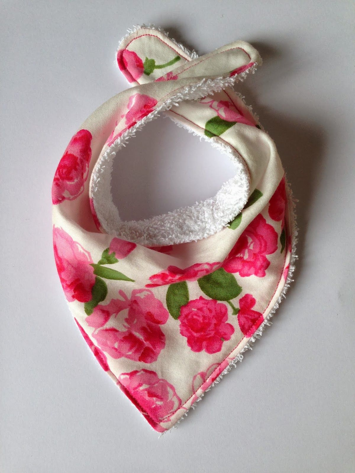 Bundles And Buttons Free Pattern Sewing Baby Bibs