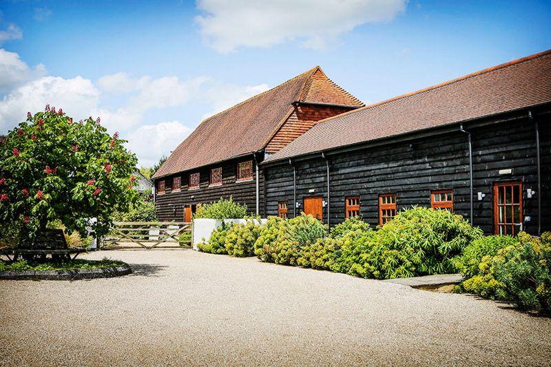 Wedding Venues in Surrey, South East | Gate Street Barn ...