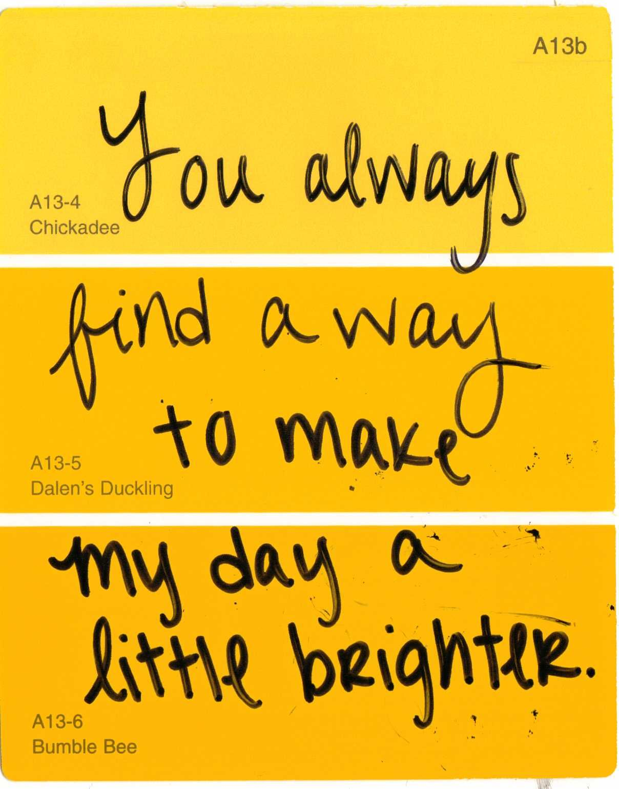 Friends Make The Day Brighter Quotes Words Sayings