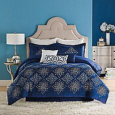 image of Anthology® Priya Comforter and Sham Set