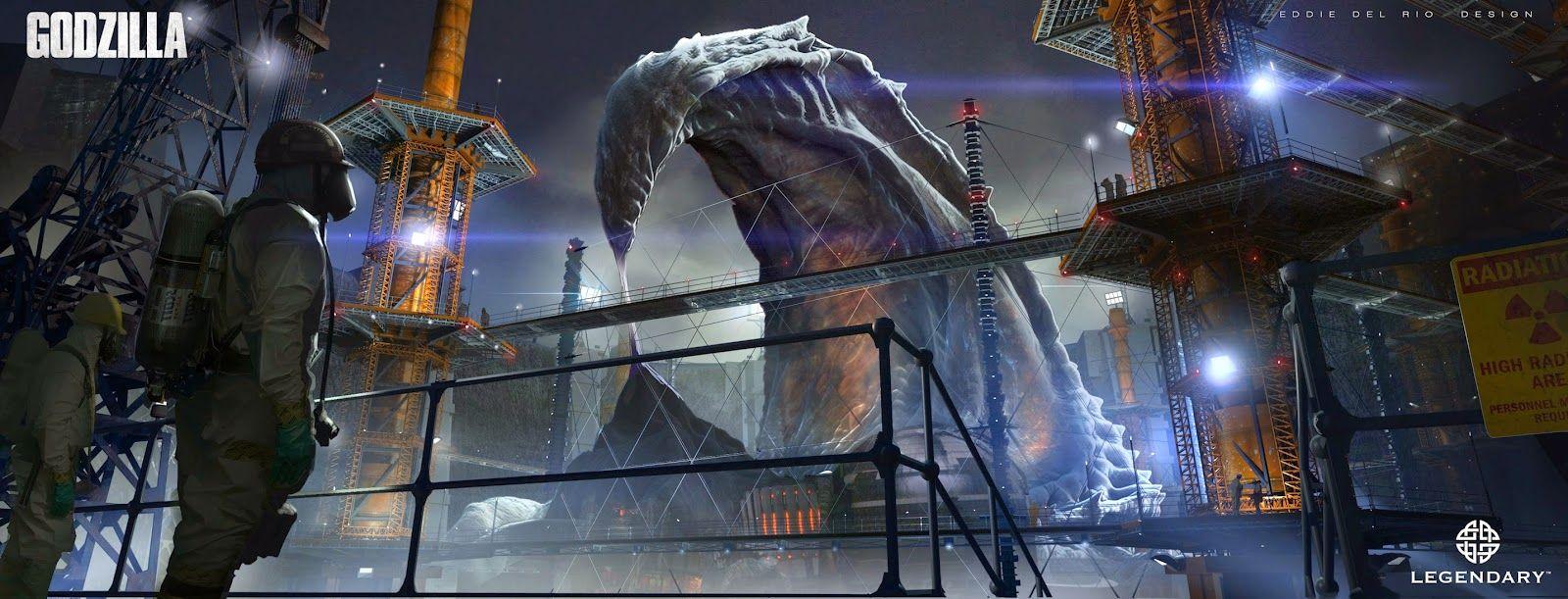 Godzilla concept