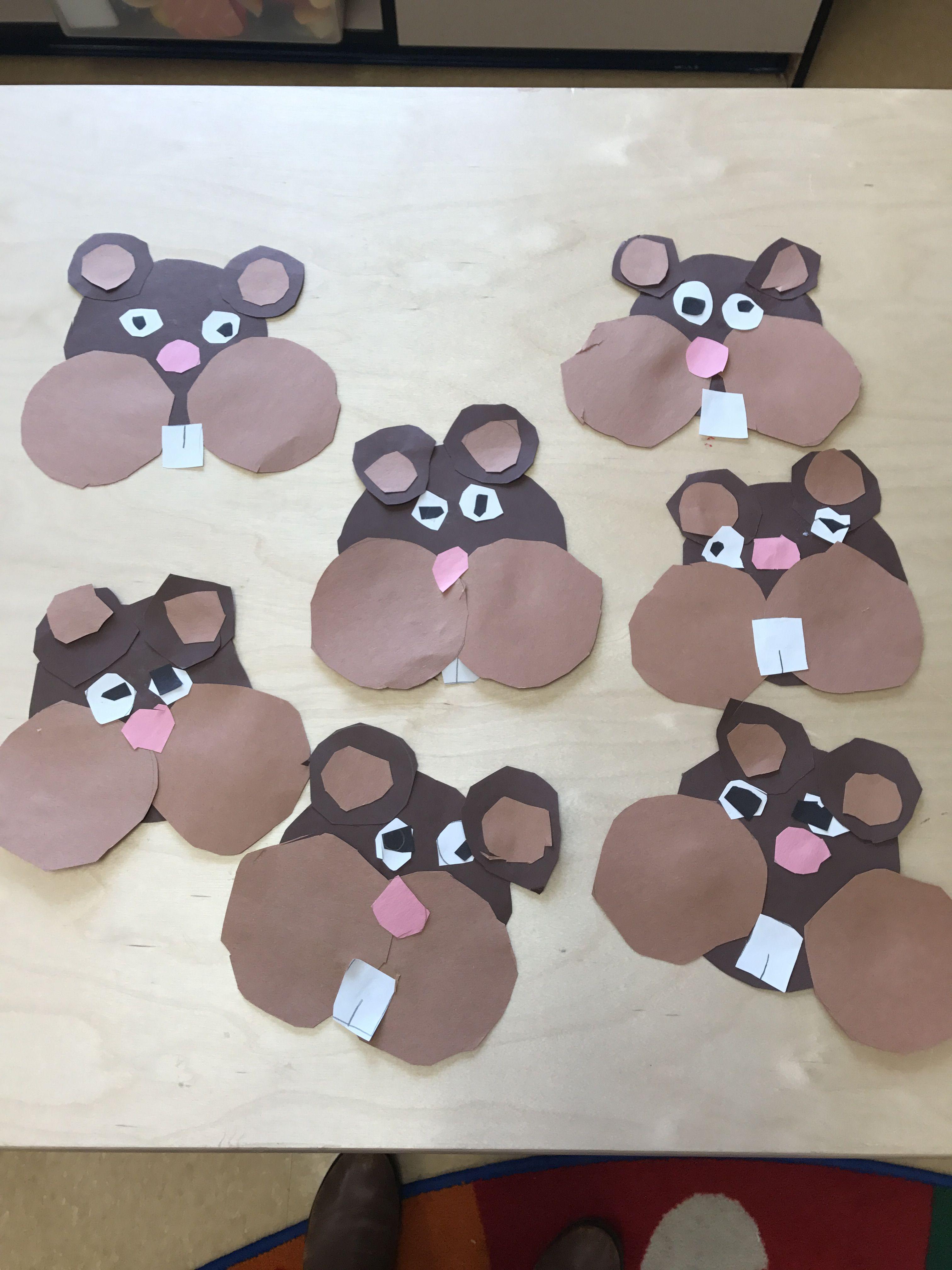 Groundhog Day Preschool
