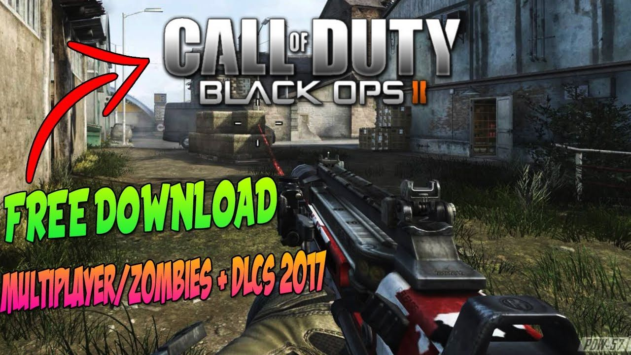 HOW TO DOWNLOAD COD BLACK OPS 2 For FREE On PC With