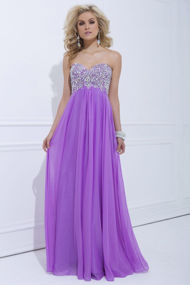 Purple prom dress | Raychel prom | Pinterest | Trajes de gala, Traje ...