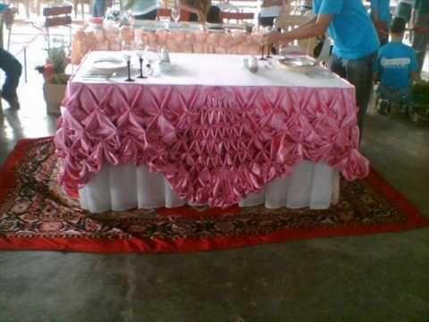 youtube table skirtsfood