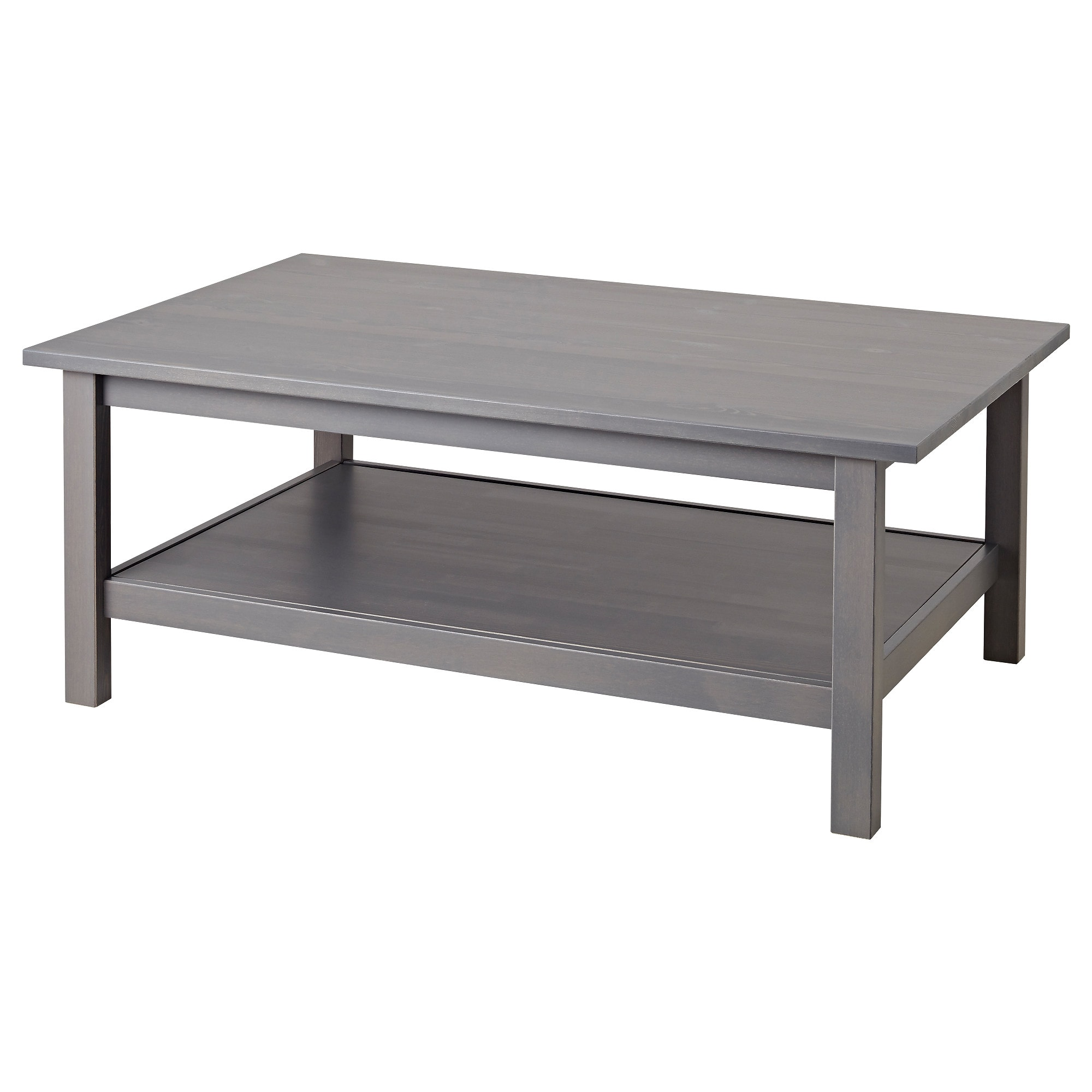 IKEA HEMNES Coffee Table Grey Brown