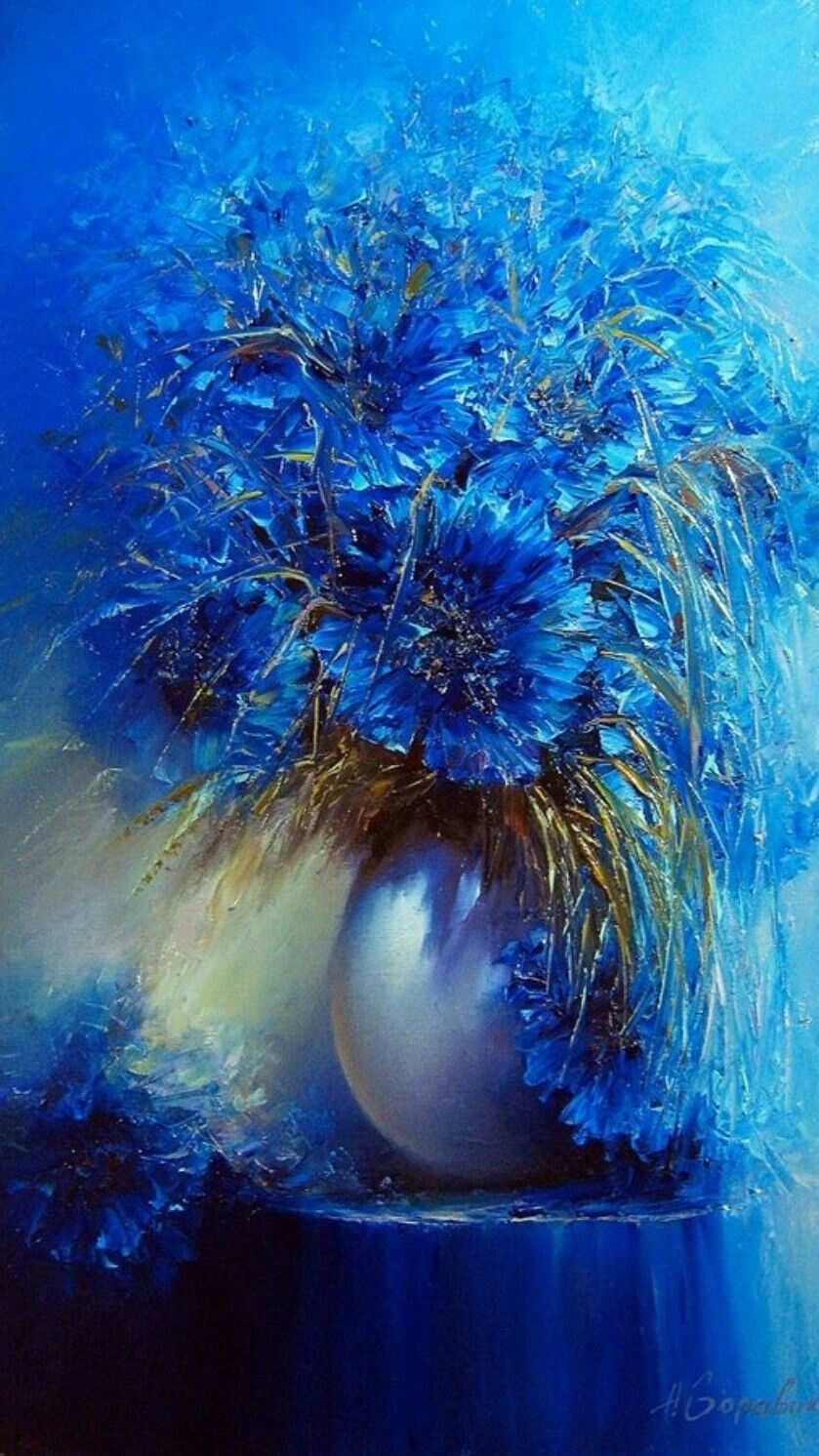 Pin by ellen davis on just pin 3 art painting flower