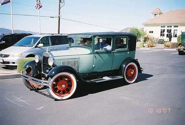 1929 ford model a for sale | 1929 Ford Model A For Sale Arroyo Grande, California