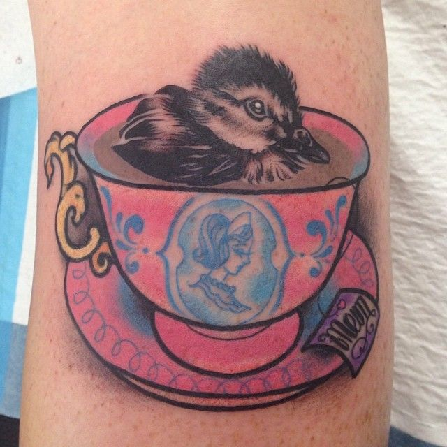 Cutest tattoo I have ever seen!