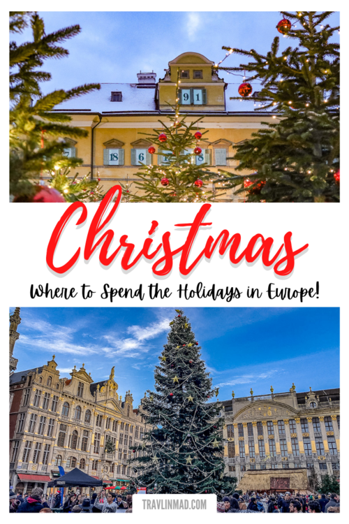 Christmas in Europe: 37 Enchanting Destinations to Celebrate the