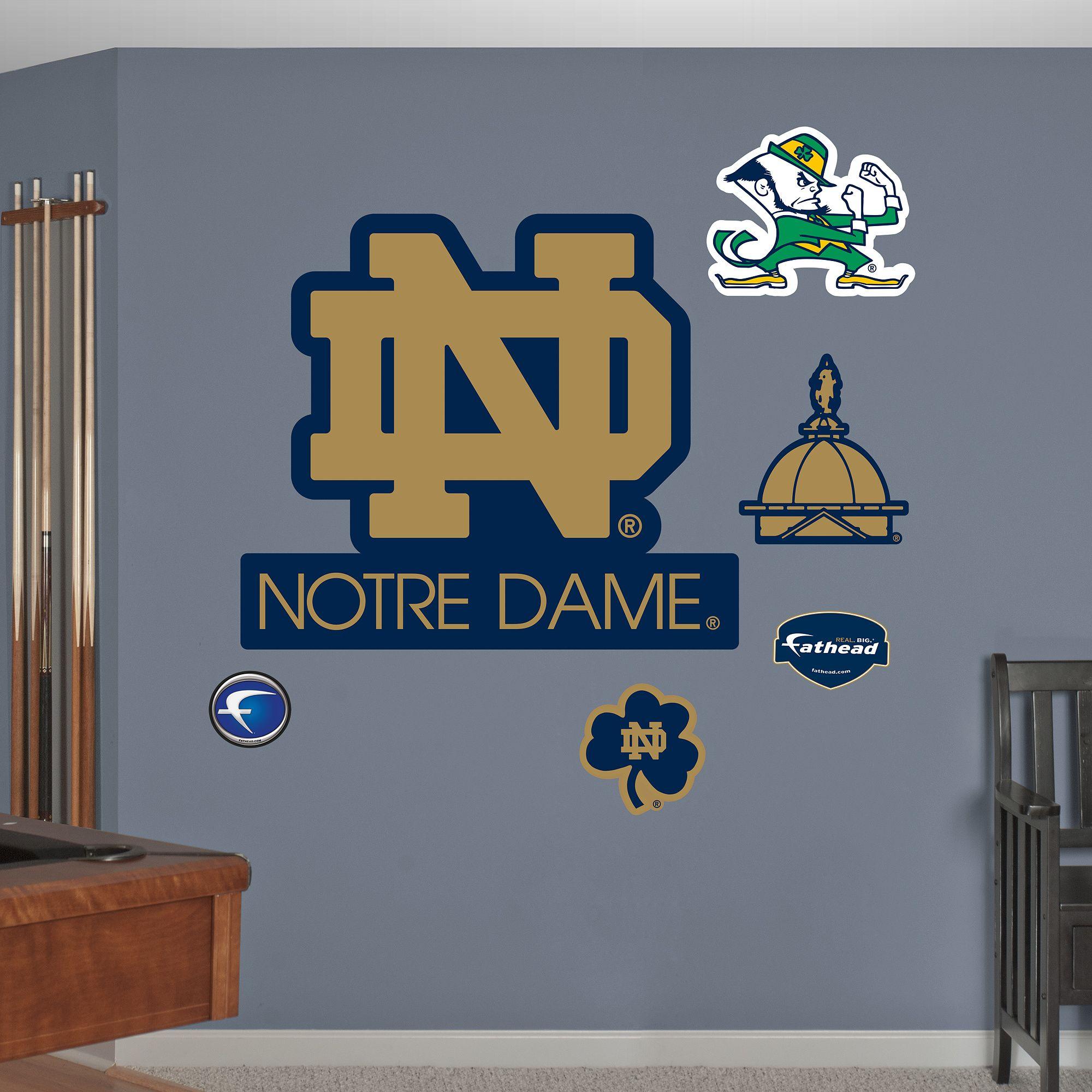 Notre Dame Wall Murals