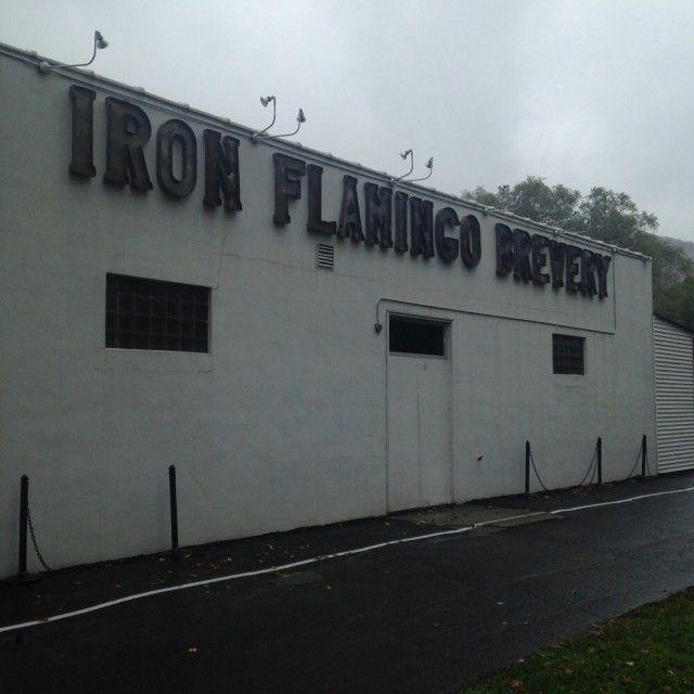 Iron Flamingo Brewery in Corning, NY